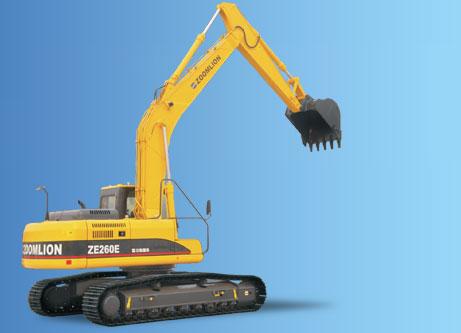 Conergia-ZE260E-excavadoras