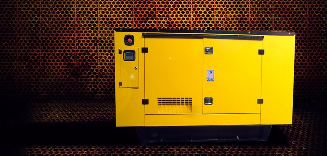 plantas electricas con cabina insonorizada.