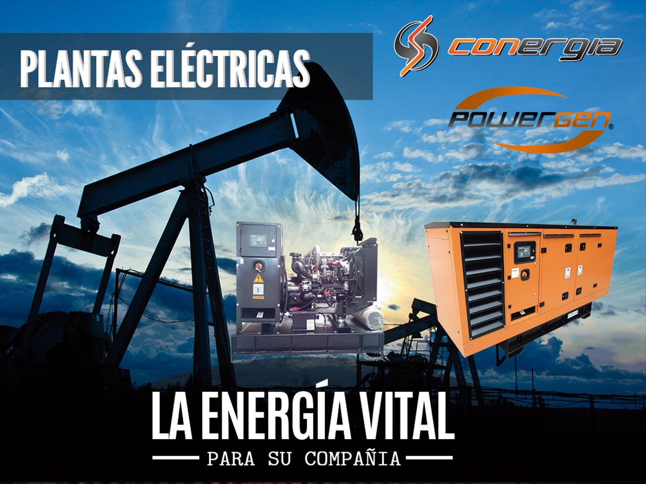 Plantas eléctricas en bogotá colombia