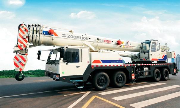 Venta de grúas telescópicas sobre camión