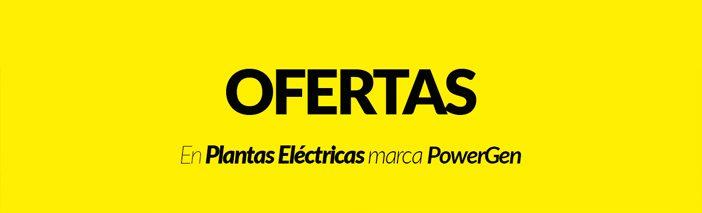 Ofertas Plantas eléctricas